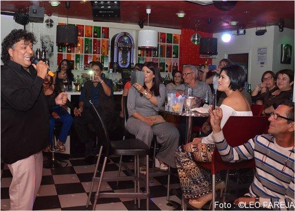 Germa n el juan gabriel colombiano recibe - Restaurante colombianos en madrid ...