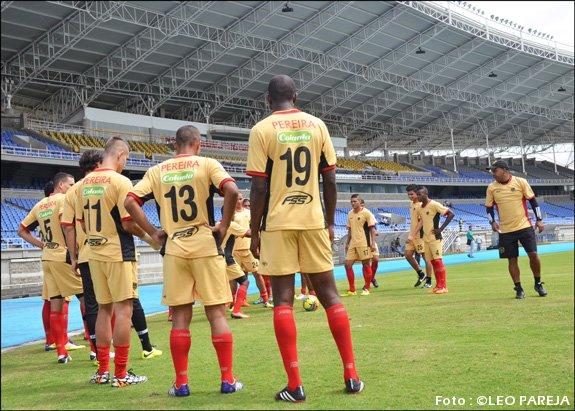 Águilas Doradas Pereira, nuevo equipo de fútbol en Pereira