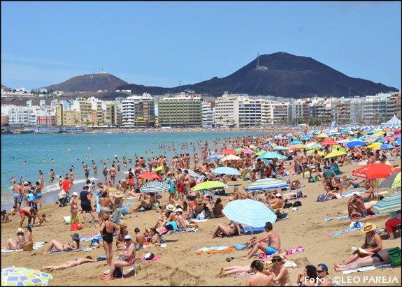 Las Palmas de Gran Canaria, ideal para vacaciones