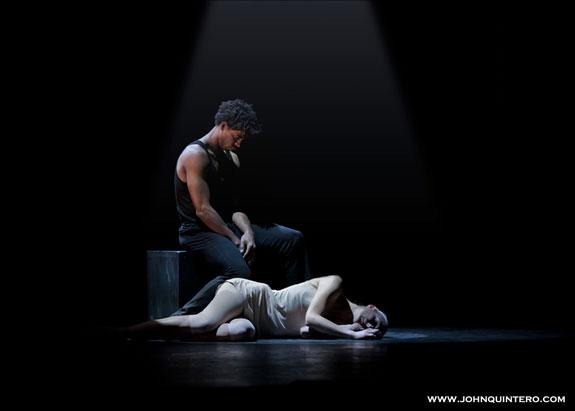 Brillante actuación de Carlos Acosta en Londres