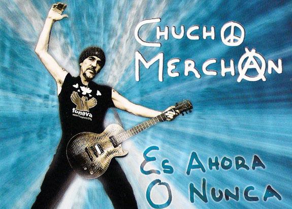 """Chucho Merchán: """"Es ahora o nunca"""", nuevo disco"""