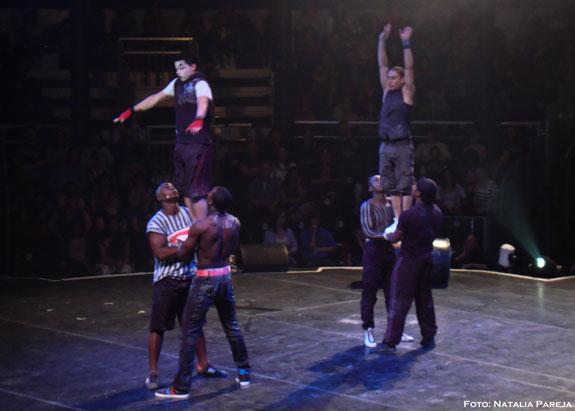 Exitosa gira de Circolombia y ovaciones en Londres