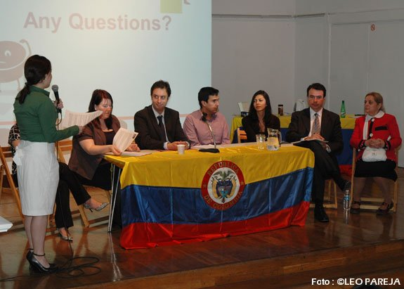 Inmigración y salud, temas de conferencia estudiantil