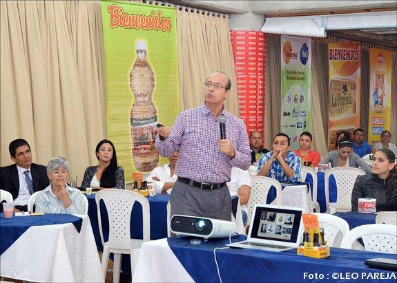 Pereira realizó congreso de supermercados independientes