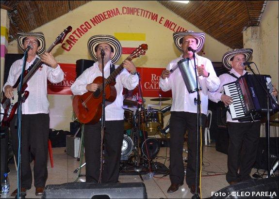 El Cuarteto Imperial: 50 años de música colombiana