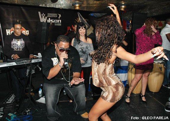 Eddy K, reggaetonero cubano en gira europea