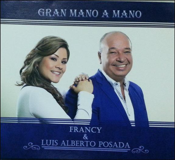 """""""La Gran Señora"""" nuevo disco de Francy, cantante colombiana"""