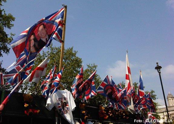 Lo que dejó de sí la boda real británica