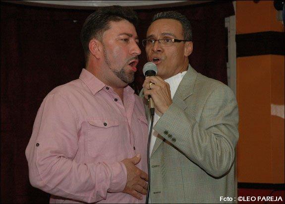 Albeiro Aguirre y El Negro Johnny inician exitosa gira