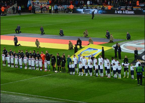 Inglaterra cae otra vez en Wembley, ahora ante Alemania