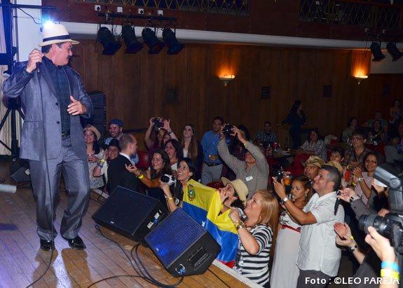Luis Silva se estrena en Londres con un show mágico