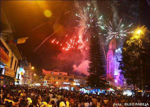 Quimbaya, Quindío, vive sus fiestas de su Centenario