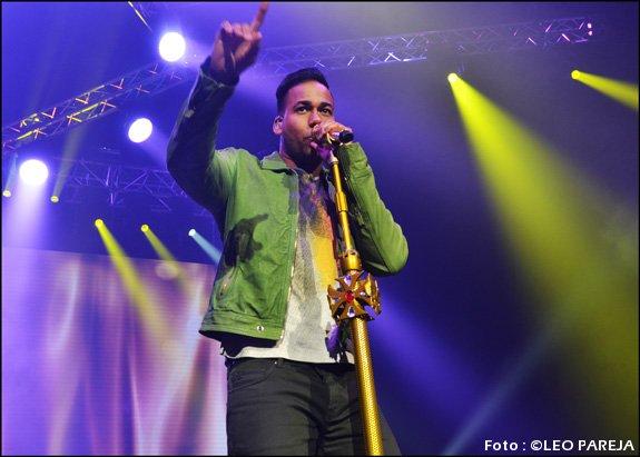 Romeo Santos eclipsó con majestuoso concierto en Londres