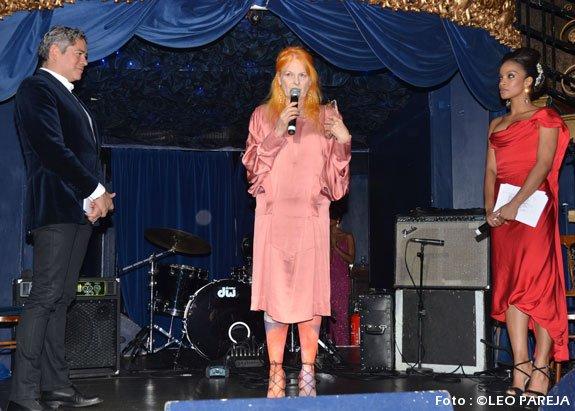 Se entregaron premios Lukas en gala en Londres