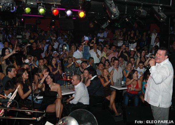 El gallo salsero tito rojas en gira europea viva la radio for Sala 976 latin palace