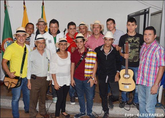 Risaralda eligió representantes a Festival Nacional de la Trova