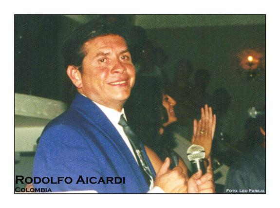 Tras una larga enfermedad murió el cantante colombiano Rodolfo Aicardi