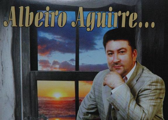Albeiro Aguirre lanza su primer disco popular