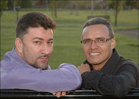 Albeiro Aguirre y El Negro Johnny gira en Londres