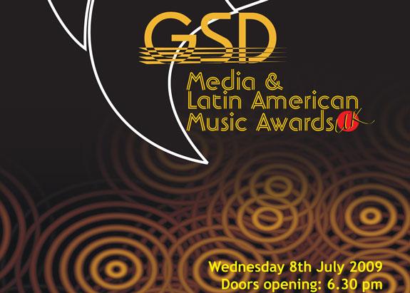 GSD Premiará en gala al talento latino