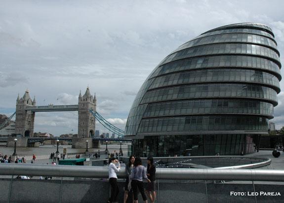 Londres prepara los Olímpicos 2012