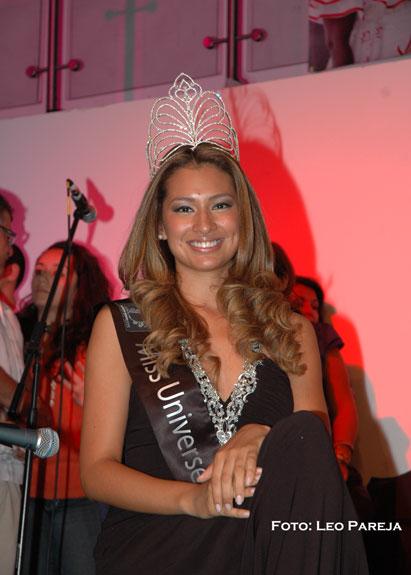 Miss UK no avanzó al grupo de finalistas