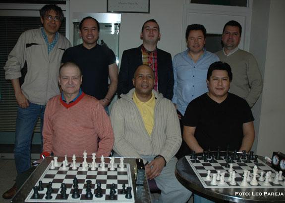 Tiendas del Sur realizó octavo torneo de ajedrez