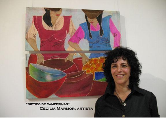 Artistas colombianos exhiben en galería de Londres