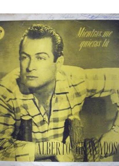 Murió el bolerista colombiano Alberto Granados