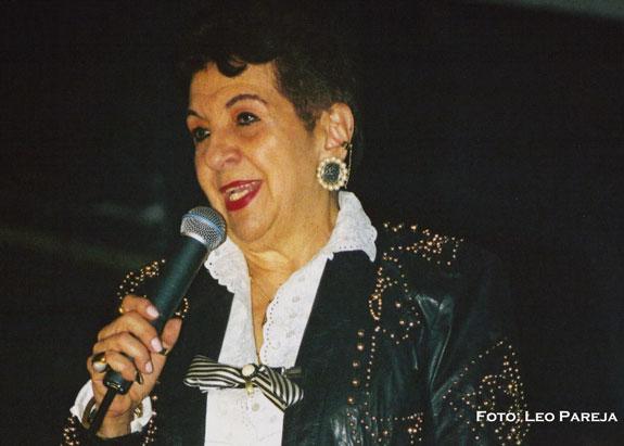 Murió 'La Nena Jiménez', humorista colombiana