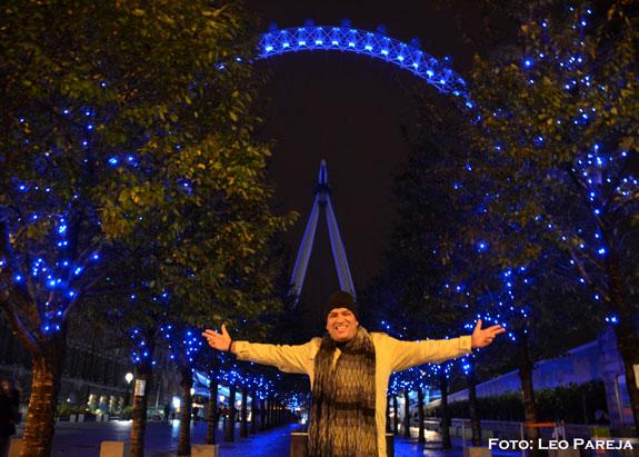 El cantante Germaín inicia gira artística en Londres