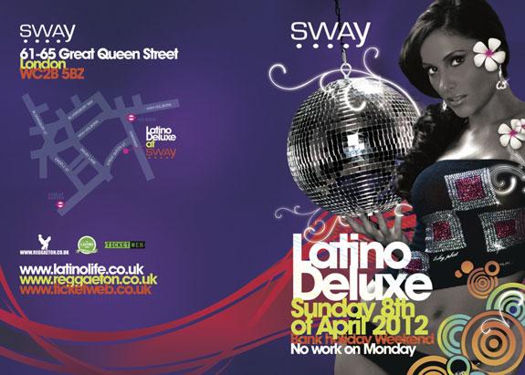 """Latino Deluxe: """"Rumba Bank Holiday"""" este Domingo"""