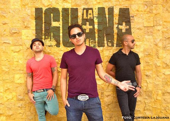 Tranzas y La Iguana promueven temas musicales