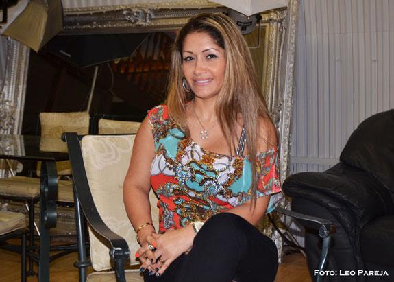 La cantante Mily Jaramillo prepara su primer álbum