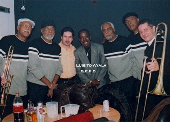 La música latina se queda sin la voz de Luisito Ayala