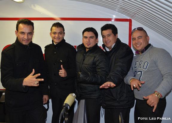 Star Band de Ecuador por primera vez en Londres