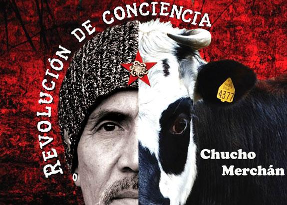 """Lo nuevo de Chucho Merchán: """"Revolución de conciencia"""""""