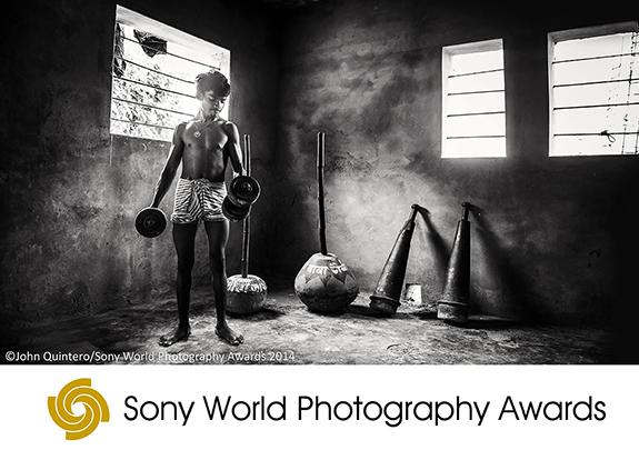 Fotógrafo John Quintero finalista Premios Mundial de Sony