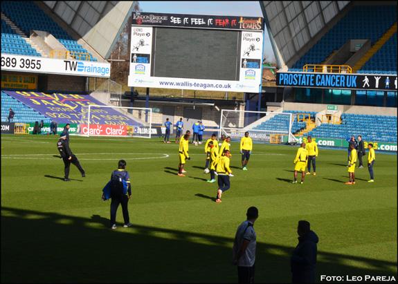 Miércoles 5: Ecuador vs Australia, amistoso en Londres