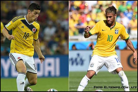 En Brasil: 4 latinos y 4 europeos en Cuartos de Final