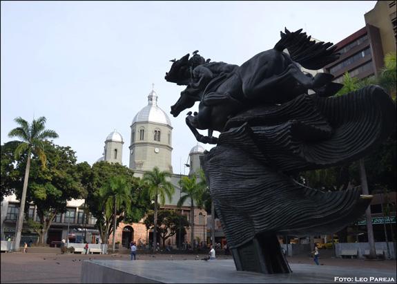 Pereira de remate con Las Fiestas de la Cosecha 2014