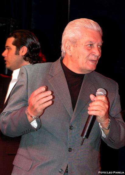 El salsero de Puerto Rico, Adalberto Santiago actuará en Pereira