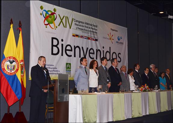 Pereira realizó exitoso Congreso Internacional de política ambiental