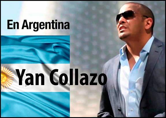 El salsero puertorriqueño Yan Collazo debutará en Argentina