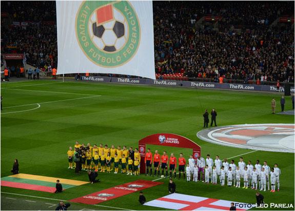 Eurocopa 2016: Inglaterra golea a Lituania en Wembley