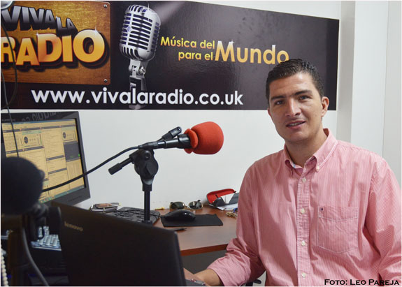 """Adrían Serna, candidato en La Celia: """"Propuesta clara y realizable"""""""