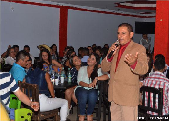 Discoteca Montecarlo en La Celia sigue con show artísticos en Junio