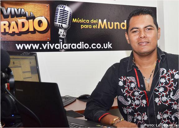 """El Chico Jaramillo """"se confesó"""" en entrevista con Viva La Radio"""