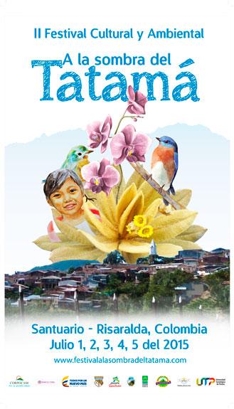 Julio 1 al 5: II Festival Cultural y Ambiental en Santuario