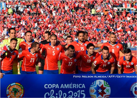 Chile campeón por penales de La Copa América ante Argentina